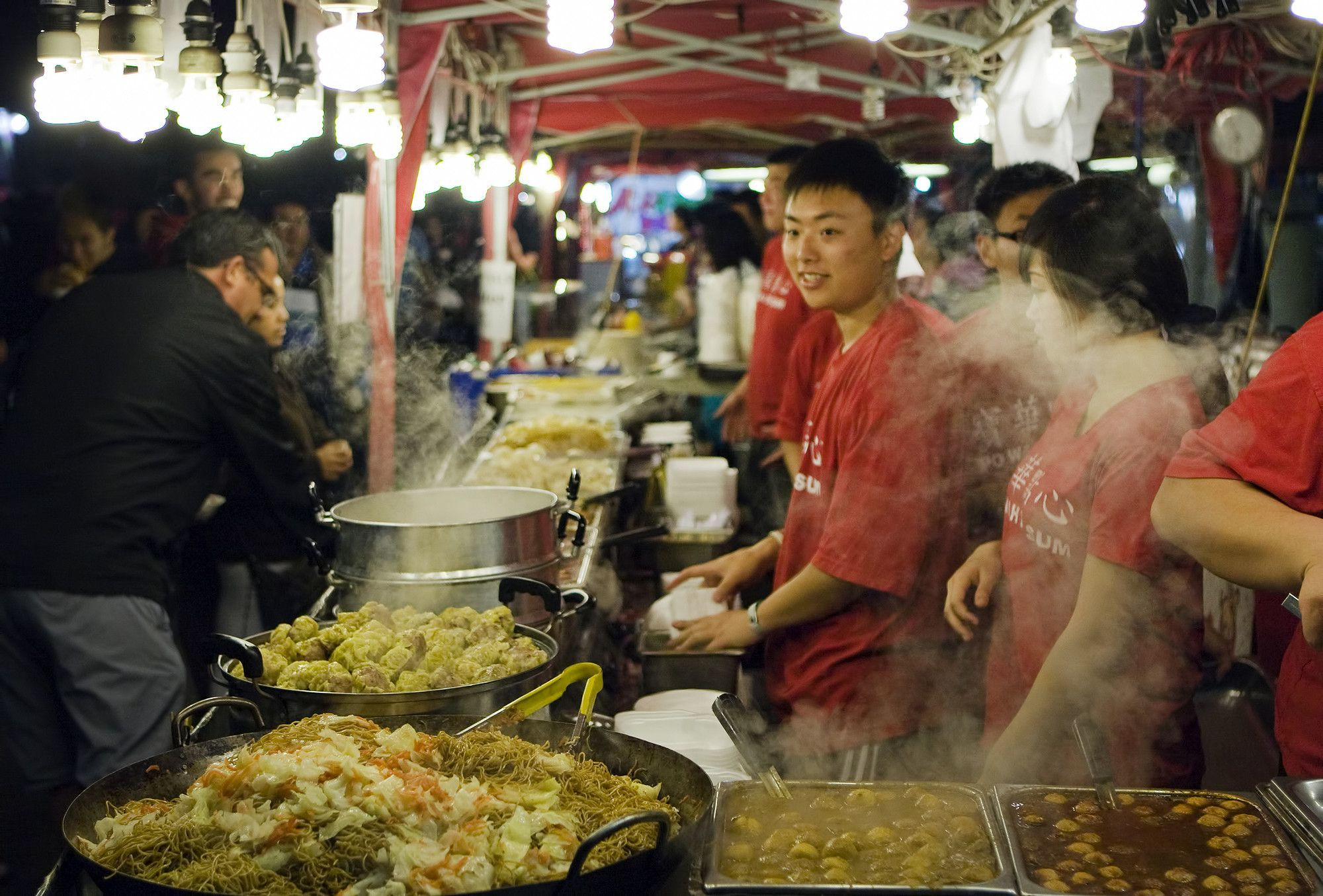 Asian Night Markets - Things to Do in Richmond, BC