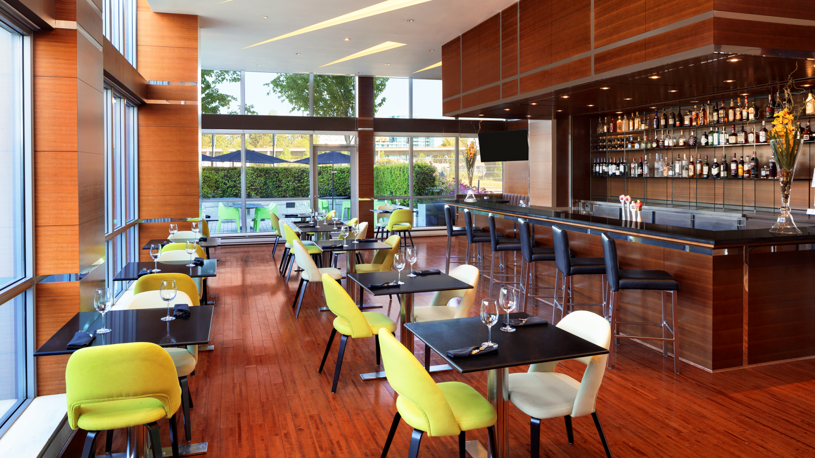 The Westin Wall Centre, Vancouver Airport - Dining