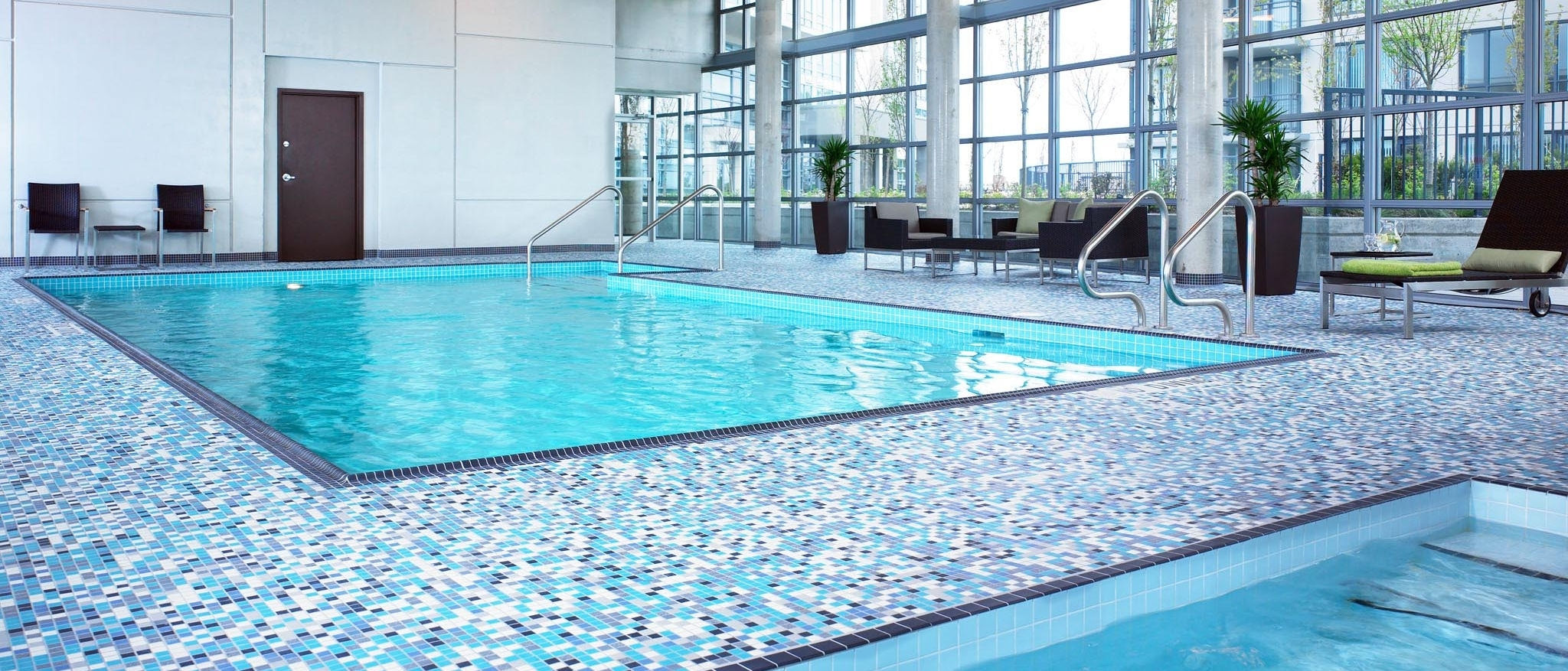 The Westin Wall Centre, Vancouver Airport - Pool